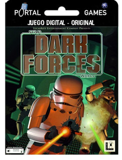 Star Wars Dark Forces. Clasico De Ps1 Ahora En Ps3