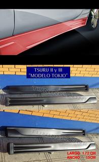 Estribos Deportivos Tsuru Tokio 93 94 95 96 97 01 02 2013