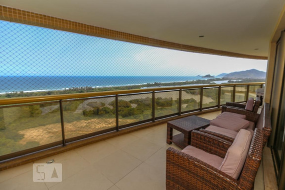 Apartamento Para Aluguel - Barra Da Tijuca - Marapendi, 4 Quartos, 260 - 893019325