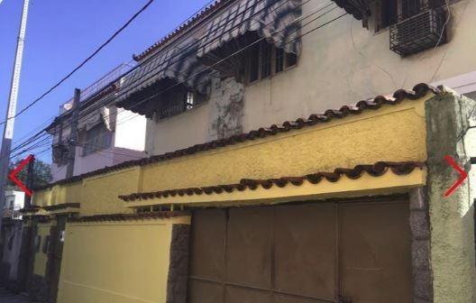 Casa Em Fonseca, Niterói/rj De 0m² 5 Quartos À Venda Por R$ 500.000,00 - Ca214948