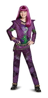 Disfraz Maléfica Talla Medium(7-8)para Niña- Halloween