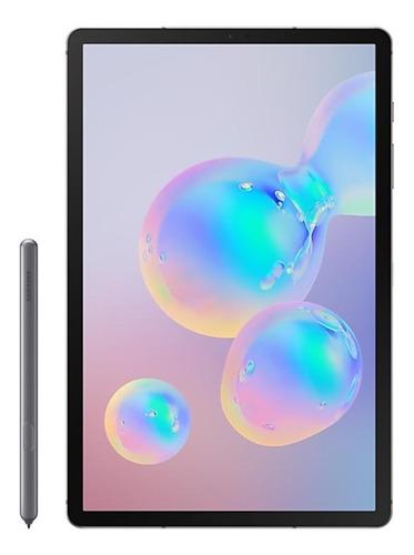"""Imagen 1 de 7 de Tablet  Samsung Galaxy Tab S6 SM-T860 10.5"""" 128GB mountain gray con 6GB de memoria RAM"""