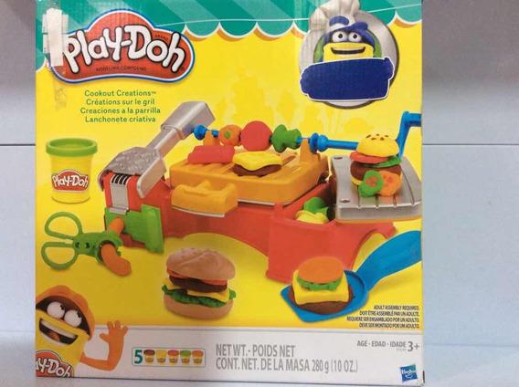Play-doh Lanchonete Criativa B3248