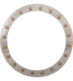Rin Raceline Beadlock Ring 15 In Polished
