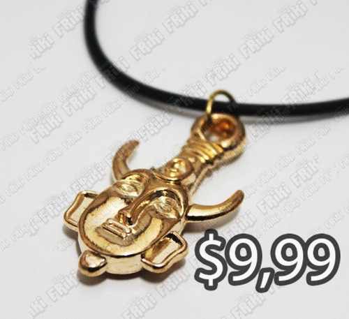 Imagen 1 de 5 de Collar Series Supernatural Amuleto (tienda Friki)