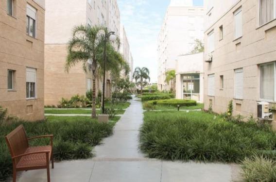 Apartamento Em Belém Novo Com 2 Dormitórios - Lu264852