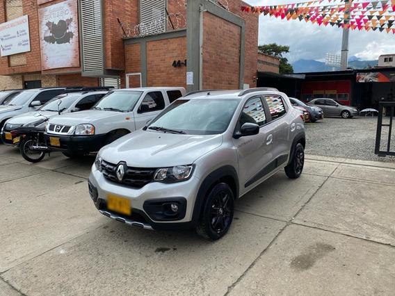 Renault Kwid Outsider Mt 1000cc 12v 4ab Abs 2020