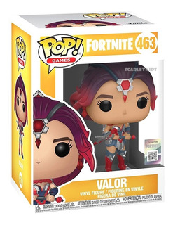 Funko Pop Fortnite Varios Modelos Original Scarlet Kids
