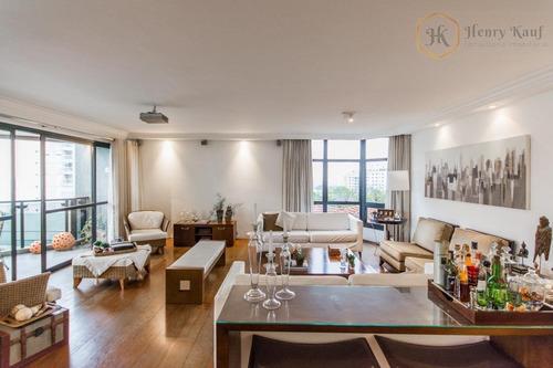 Apartamento Residencial À Venda, Alto Da Lapa, São Paulo. - Ap1237