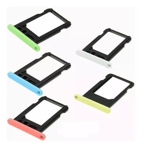 Bandeja Sim Card Slot Porta Sim iPhone 5c 100% Garantizado