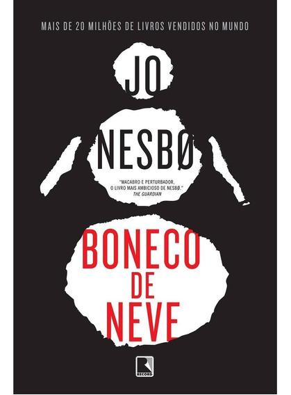Livro - Boneco De Neve - Jo Nesbø