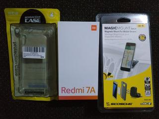 Xiaomi Redmi 7a 32+2gb Nuevo