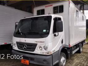 Mercedes-benz Ano 2015 Mod 815 Com Ar