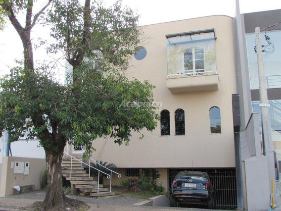 Casa Para Aluguel, 10 Quartos, 6 Vagas, Centro - Americana/sp - 10579