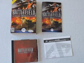 Battlefield 1942 Original Colecionador Pc Ea Games