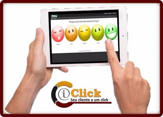 Iclick - Pesquisa De Satisfação Do Cliente