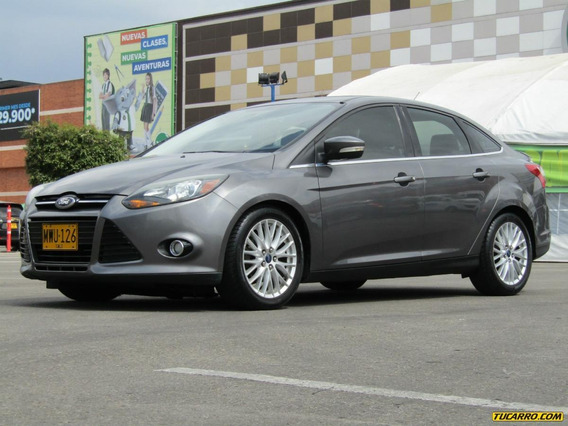 Ford Focus Titanium At 2000cc Aa Ab Abs