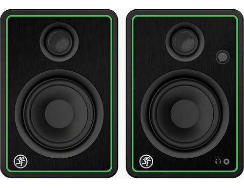 Imagen 1 de 3 de Mackie Cr4 Bt Monitores Activos Bluetooth 50 Watts Par