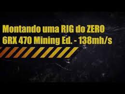 Montando Rig De Mineração Crypto Do Zero