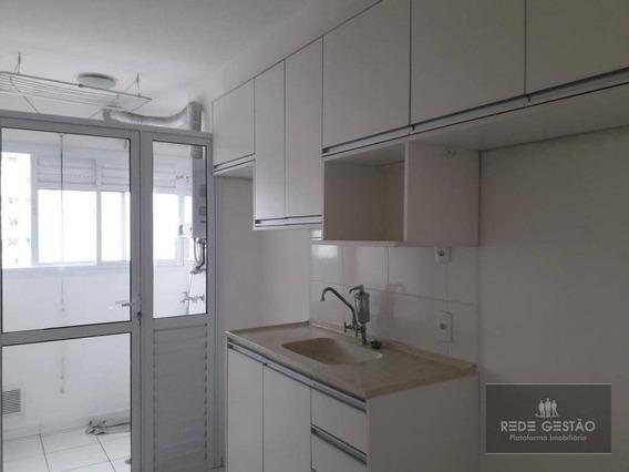 Apartamento Com 2 Dormitórios Para Alugar, 45 M² Por R$ 1.200/mês - Vila Prudente - São Paulo/sp - Ap2242
