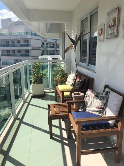 Apartamento Com 3 Dormitórios À Venda, 105 M² Por R$ 720.000,00 - Camboinhas - Niterói/rj - Ap1683
