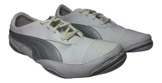 Tenis Zapatos Puma Usan Jr. Infantil Unixes Nuevos Genuinos