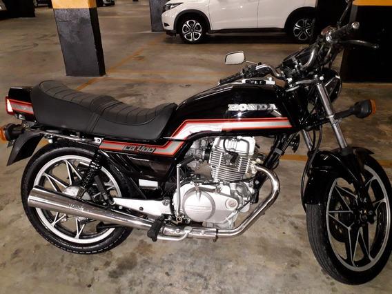 Cb 400 81 Original E Impecável