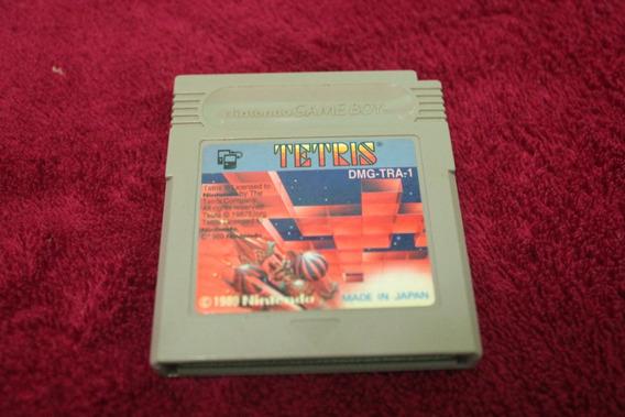 Jogo Tetris 100% Original Para Game Boy - Gbc Gba Gba Sp