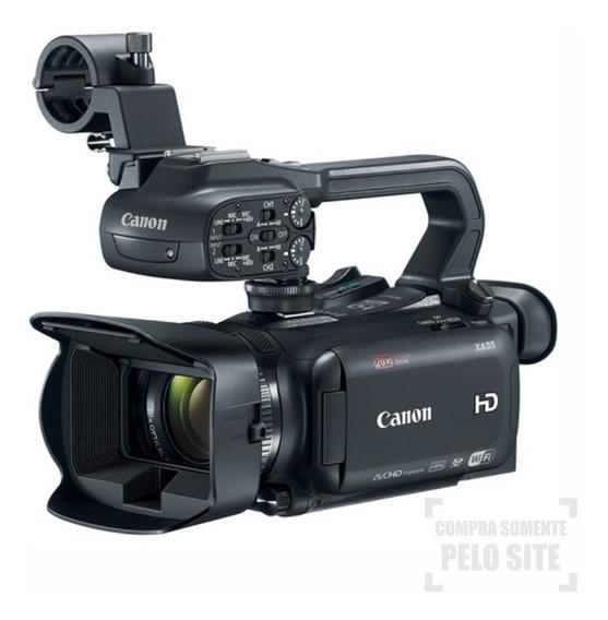 Filmadora Camcorder Canon Xa35 Sdi