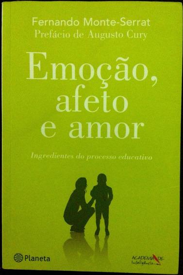 Livro Emoção, Afeto E Amor
