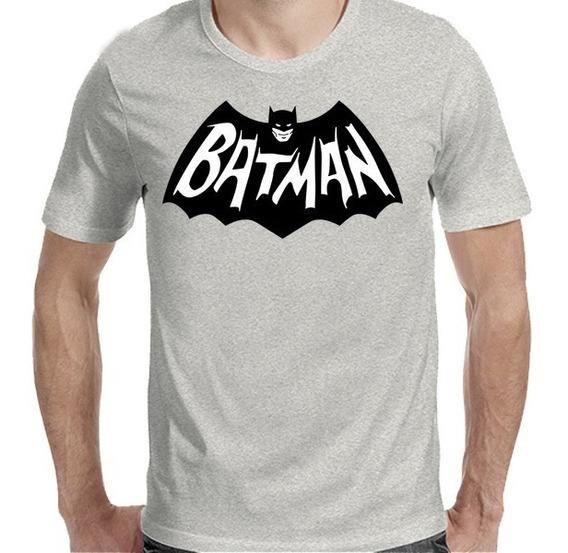 Remeras Batman Dc Comics |de Hoy No Pasa|03