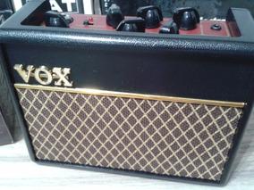 Amplificador Vox Com Bateria Eletrônica E Afinador - 1 W Rms