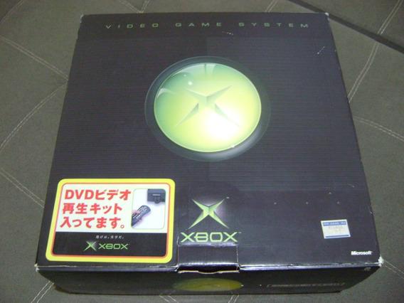 Xbox Clássico Japonês Lacrado