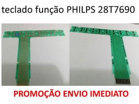Membrana P/teclado Função Tv Philps 28pt7690 Promoção