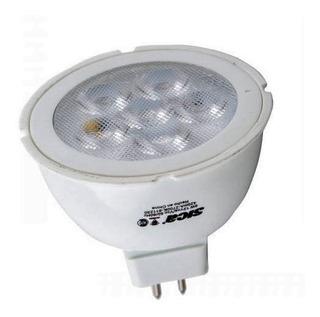 Lámpara Dicroica Led Gu5.3 6w 12v 400lm 25.000 Horas Sica