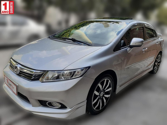 Honda Civic Sedan Exs 1.8/1.8 Flex 16v Aut. 4p