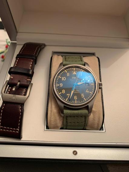 Relógio Iwc Mark Xviii Titanium 2018 Com Garantia Até 2026