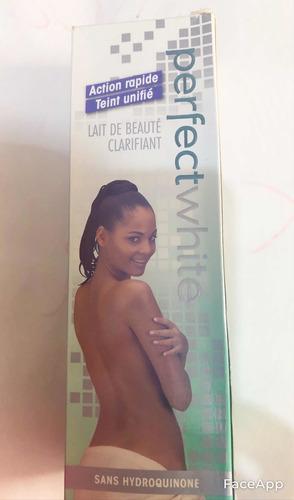 Imagen 1 de 3 de Produtos Cosméticos Crema Hidratante Perfectwhithe