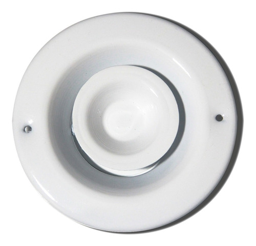 Difusor Para Aire Acondicionado Diametro 10 Cmts