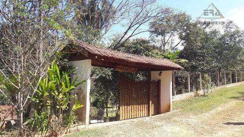 Chácara Residencial À Venda, Canjicas, Arujá - Ch0054. - Ch0054