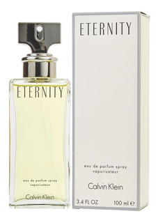 Eternity Calvin Klein 100ml Dama Original
