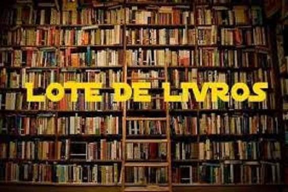 Lote 20 Livros De Literatura Nacional Para Sebos E Revenda