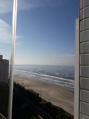 Apartamento Na Praia Grande 2 Dorm, Suíte, Piscina E Churras