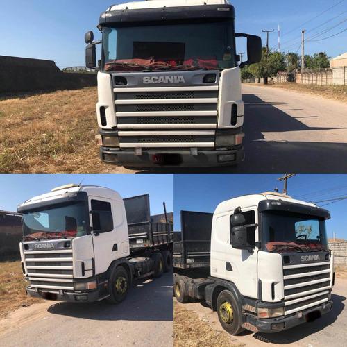 Scania R124 G420 6x4