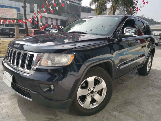 Jeep Grand Cherokee 2011 5p Limited Premium 4x2 5.7l V8