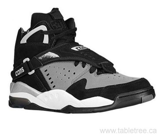 Tênis Converse Aerojam Grey / Black #41br / 9,5us - Usado