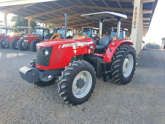 Trator Massey Ferguson Mf 4275