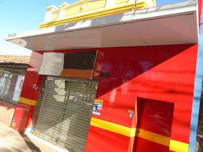 Salão Comercial Para Locação, Centro, Piracicaba. - Sl0523