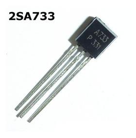 Kit 100 Unidades Transistor 2sa733 2sa 733 - M.e