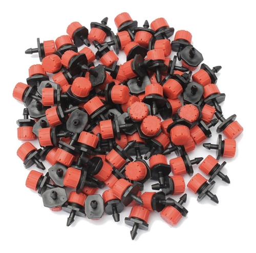 Imagem 1 de 7 de Micro Gotejador Micro Fluxo Dripper - 30 Unidades